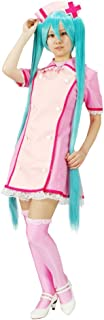Milica Books Vocaloid Love Colored Ward Hatsune Miku Nurse Cosplay Costume