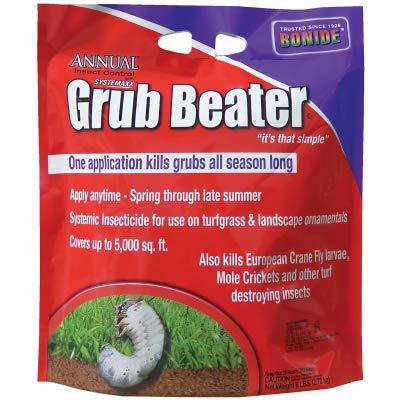 ANNUAL GRUB BEATER GRANULES SHORT STACK