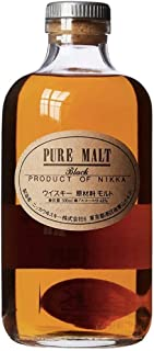 Nikka Pure Malt Black Whisky 1 x 0.5 l