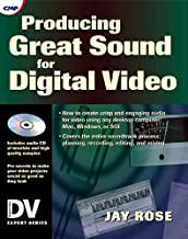 Producing Great Sound for Digital Video