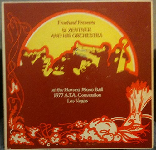 SI ZENTNER HARVEST MOON BALL A.T.A. CONVENTION vinyl record