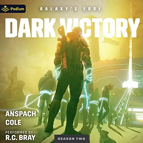Dark Victory Audiobook By Jason Anspach, Nick Cole cover art