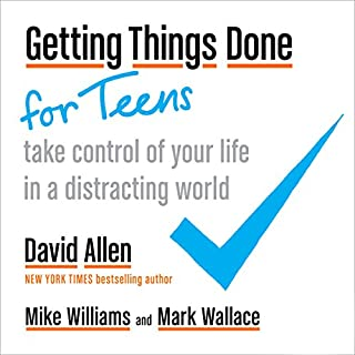 Getting Things Done for Teens audiobook cover art