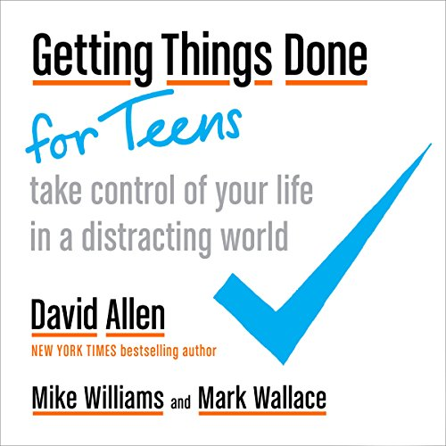 Page de couverture de Getting Things Done for Teens