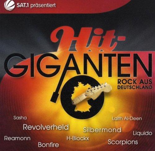 Die Hit Giganten-Rock aus Deutschland