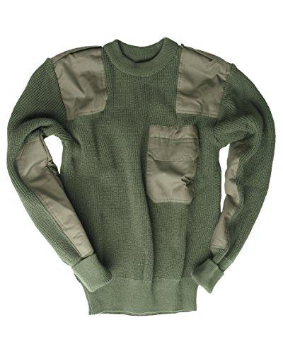 Unbekannt BW Pullover Import, Oliv (48) 48,Oliv