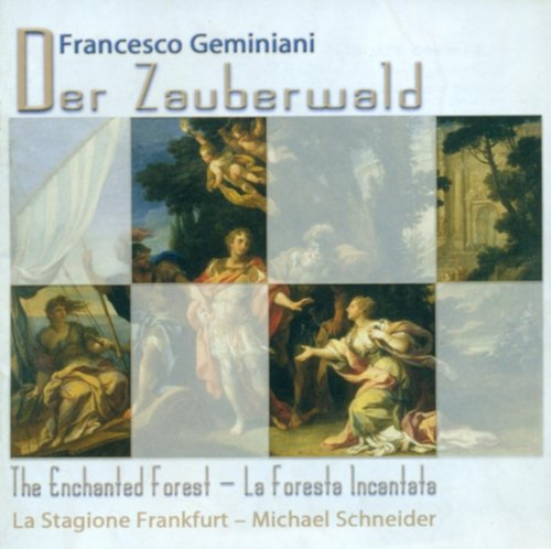 La foresta incantata: Part I: Allegro moderato