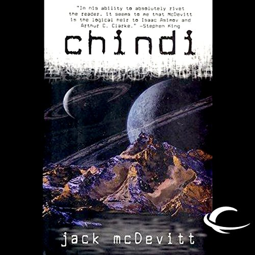 Chindi cover art
