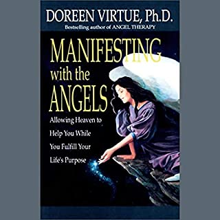 Manifesting with the Angels audiobook cover art