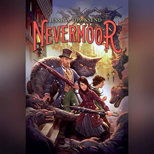 Morrigan Crows magiske prøvelser (Nevermoor 1) Titelbild