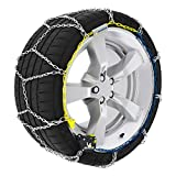 MICHELIN Chaines à neige Extrem Grip, Tension Automatique, N°90