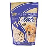 Grain And Gluten Free Reward Or Training Aid For Your Puppy Fortified With Vitamins And Minerals Making These A Healthy Treat Helps Clean Teeth And Freshen Breath Approximately 1.25 Inches By .75 Inches In Size Naturally Preserved And 100% Guaranteed...