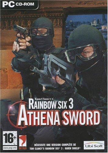 Raven Shield Athena Sword : PC DVD ROM , ML