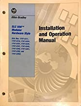 Allen-Bradley SLC 500 Modular Hardware Style Installation and Operation Manual Publication IC-942 - March 1993