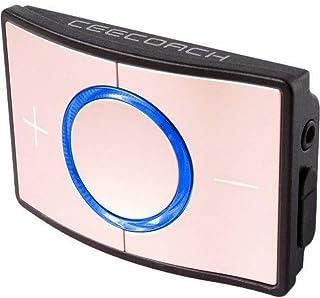 CEECOACH Uni Kit Single Bluetooth Kommunikation Und Gegensprechanlage Für Reitsport, Wintersport, Industrie, rosa
