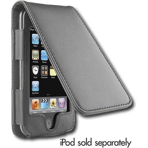 DLO HipCase Schutzhülle für iPod Touch 1G, 2G, 3G, Schwarz