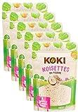 KOKI - Poudre de Noisette - Origine France - Lot de 5x125g