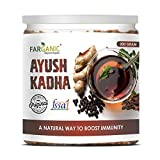 FARGANIC Ayush Kadha Mix / Kwath Powder for Immunity Booster - 200 Gm