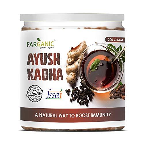 FARGANIC Ayush Kadha Mix Immunity Booster