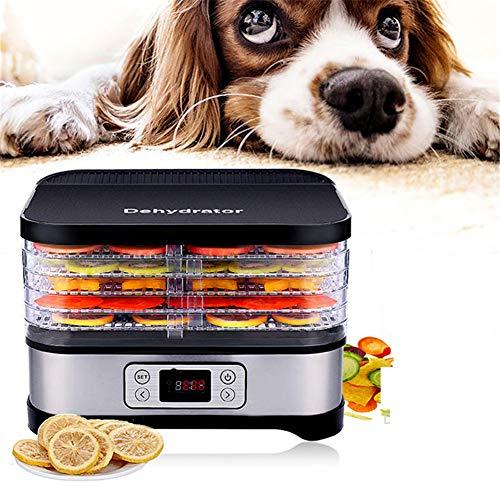 Deshidratador de alimentos con controlador de temperatura 95