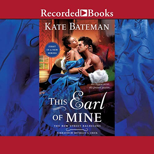 This Earl of Mine audiobook cover art