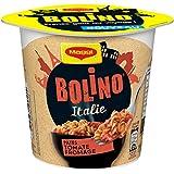 Maggi Bolino Cup Italie Pâtes Tomates Mozzarella (1 Cup) 69g