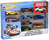 Mattel Hot Wheels X6999 vehículo de juguete - Vehículos de juguete (Multicolor, Vehicle set, 3 año(s), 1:64, China, CE, WEEE) , color/modelo surtido
