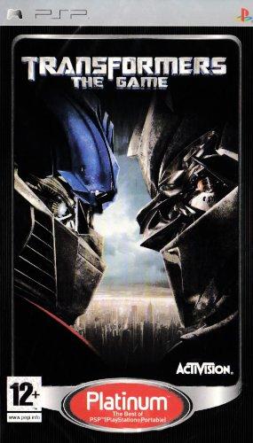 Transformers: The Game - Platinum Edition (PSP) [Edizione: Regno Unito]