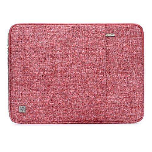 NIDOO 13.3 Zoll Wasserdicht Laptop Sleeve Hülle Laptophülle Notebook Hülle Tasche für 13