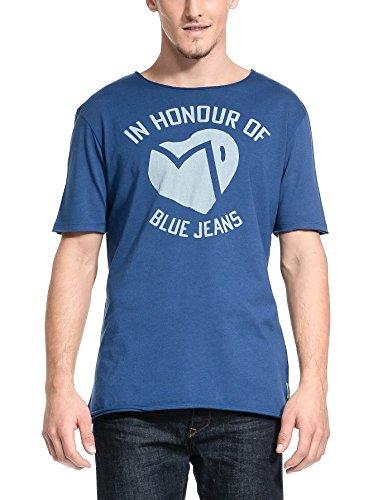 MELTIN'POT T-Shirt Alek, Marine, M