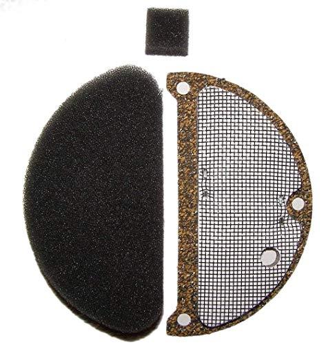 Gadgetool PP213 HA3014 Filter Kit for Reddy Remington Master Desa Kerosene Heaters #71-054-0620 710540620 71-054-0200