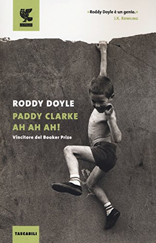 Paddy Clarke ah ah ah!