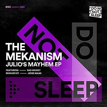 Julio's Mayhem EP