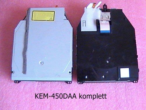 PS3 Slim komplett Laufwerk KEM-450DAA