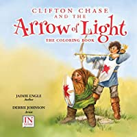 Clifton Chase and the Arrow of Light Coloring Book