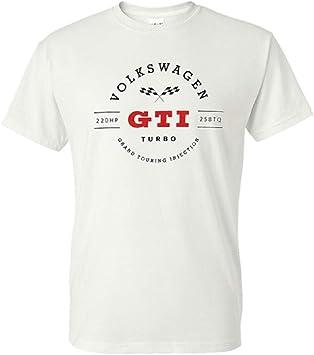 Volkswagen VW GTI Turbo T-Shirt 2X
