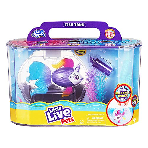 Little Live Pets Lil' Dippers Playset - Exclusive Unicorn Fish Now $14.97 (Was $24.99)