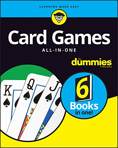 Card Games AllinOne For Dummies For Dummies Lifestyle