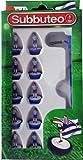 Paul Lamond Subbuteo - Figuras de Jugadores de fútbol, Color Blanco y Azul