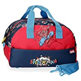 Marvel Spiderman Pop Bolsa de Viaje Multicolor 40x25x18 cms Poliéster 18L