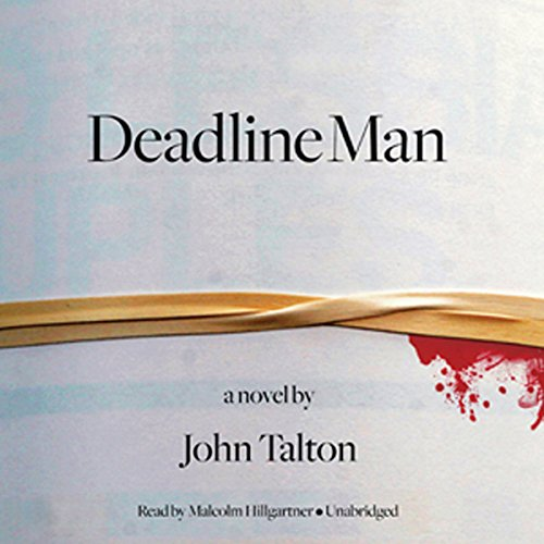 Deadline Man audiobook cover art
