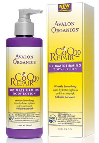 Organics: CoQ10 Ultimate Firming Body Lotion, 8 oz