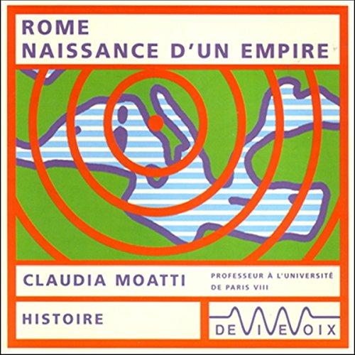 Rome, naissance d'un empire cover art