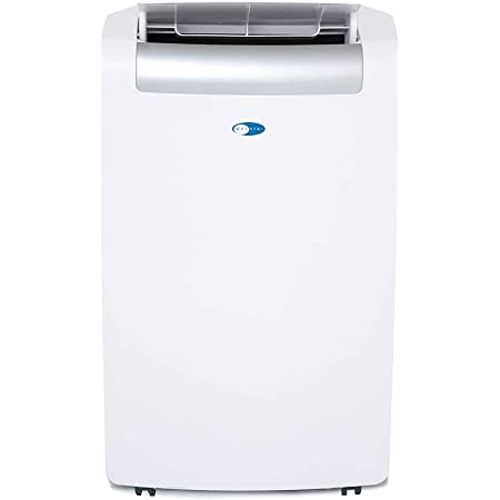 Whynter 14,000 BTU Heater with 3M SILVERSHIELD Filter Plus AUTOPUMP Portable Air Conditioners, ARC-148MHP, White