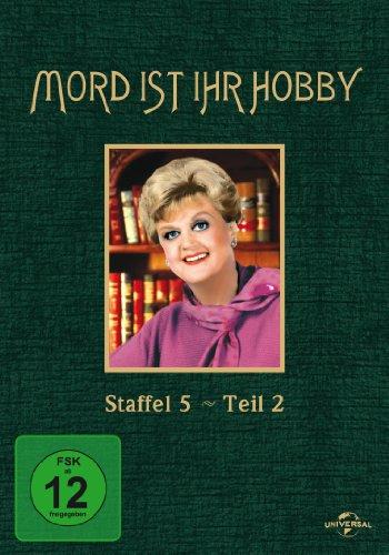 Mord ist ihr Hobby - Staffel 5.2 (3 Discs)
