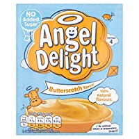 [Angel Delight] 天使の喜びのバターを加えていない砂糖47グラム - Angel Delight Butterscotch No Added Sugar 47g [並行輸入品]
