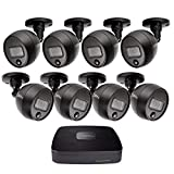 Best Q-SEE Dvr Cameras - Q-See (QC918-8FJ-1) Home Security Kit, 8 Channel 1080P Review