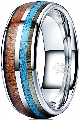men anniversary rings - 4