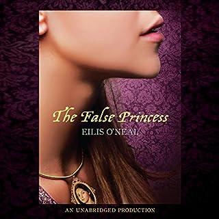 The False Princess audiobook cover art