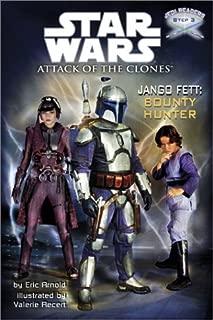 Jango Fett: Bounty Hunter (Star Wars: Attack of the Clones / Jedi Readers, Step 3)